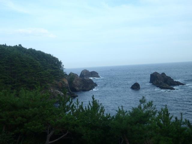 温泉から太平洋.JPG