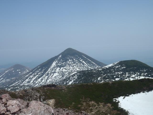 山頂より高田大岳.JPG