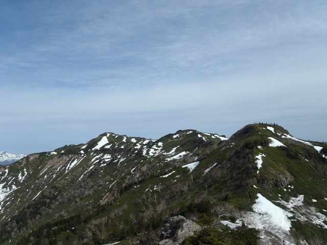 武尊山の稜線.JPG