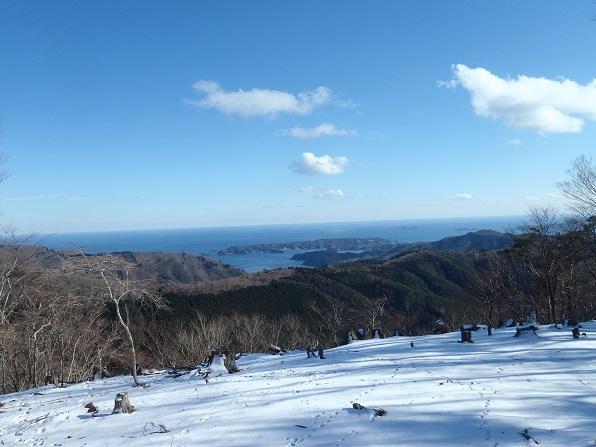 山頂より出島方面.JPG