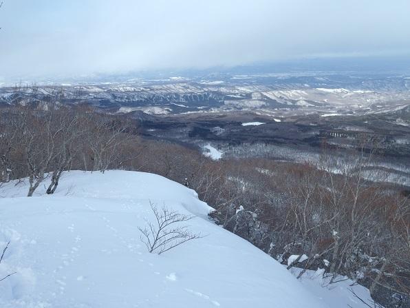 山頂より桑沼方面.JPG