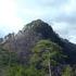 岩岳山頂を振返る.JPG