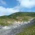 地獄谷から栗駒山.JPG