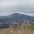 矢越山頂から室根山.JPG