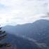 山頂から道志川.JPG