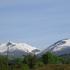 右月山スキー場・左湯殿山.JPG