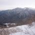 スキー場跡トップより面白山.JPG