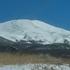 駐車場所からの鳥海山.JPG