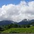 湯殿山と姥ヶ岳.JPG