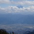 甲府盆地と富士.JPG