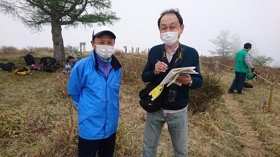 朝日新聞より取材を受ける会長.JPG